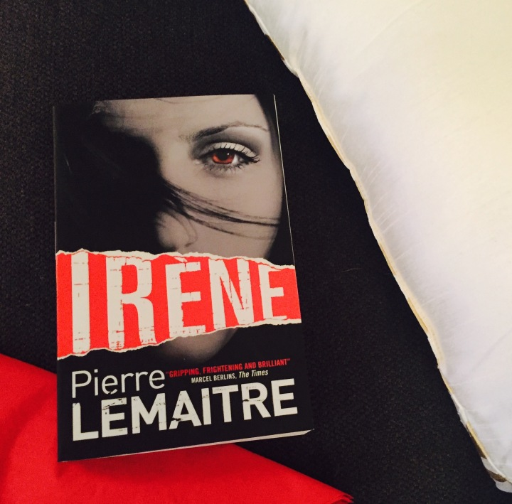 REVIEW: Irene by Pierre LeMaitre (Camille Verhoeven#1)