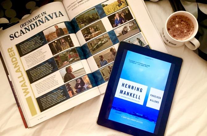 REVIEW: Faceless Killers by Henning Mankell (Kurt Wallander #2)