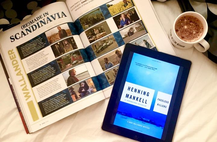 REVIEW: Faceless Killers by Henning Mankell (Kurt Wallander#2)
