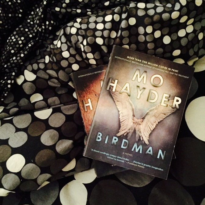 REVIEW: Birdman by Mo Hayder (Jack Caffery #1)