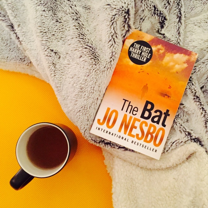 REVIEW: The Bat by Jo Nesbo (Harry Hole #1)