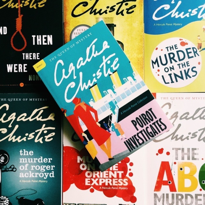 REVIEW: Poirot Investigates by Agatha Christie (Hercule Poirot #3)