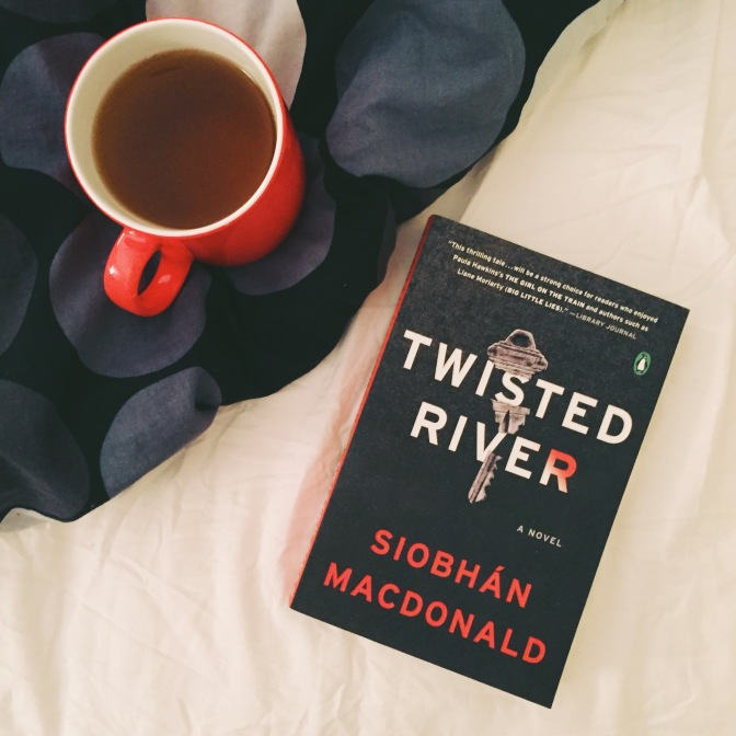 REVIEW: Twisted River by Siobhán MacDonald