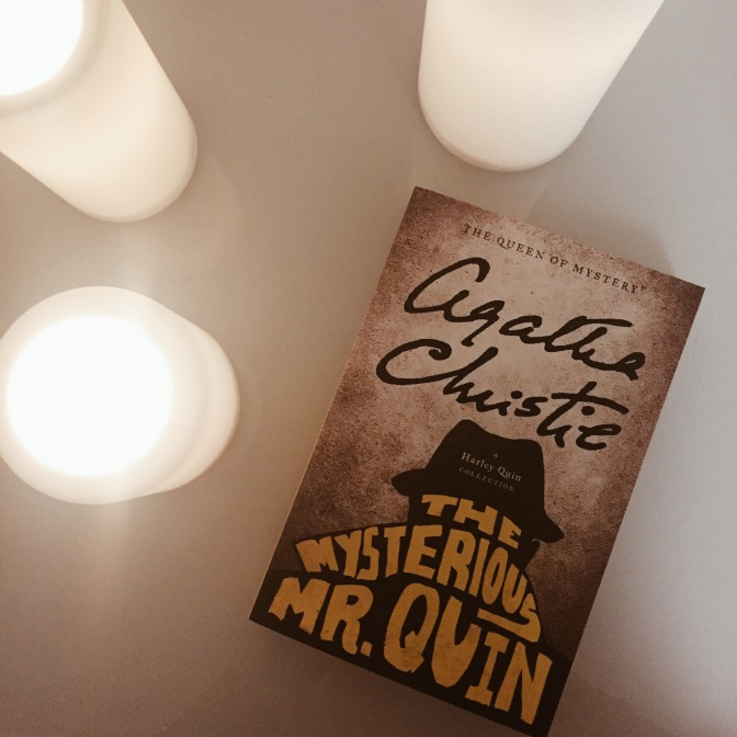 REVIEW: The Mysterious Mr. Quin by Agatha Christie