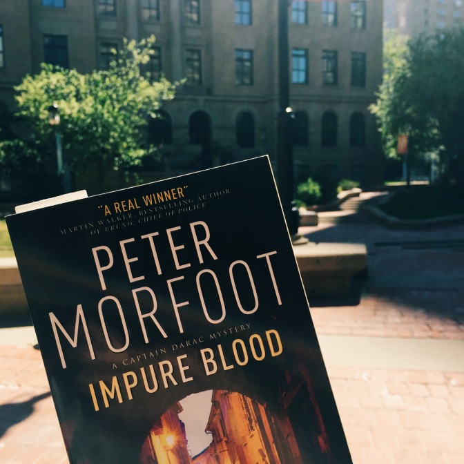 REVIEW: Impure Blood by Peter Morfoot (Paul Darac #1)