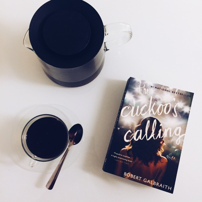 REVIEW: The Cuckoo's Calling by Robert Galbraith (Cormoran Strike #1)