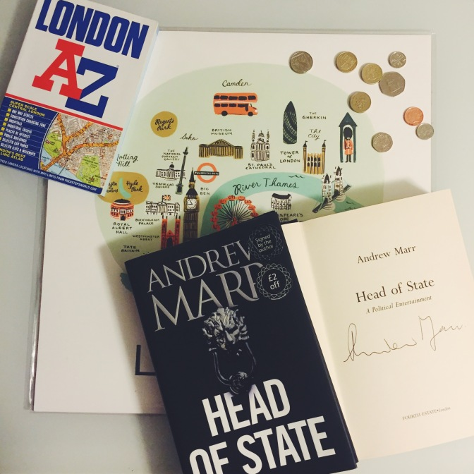 REVIEW: Head of State by Andrew Marr