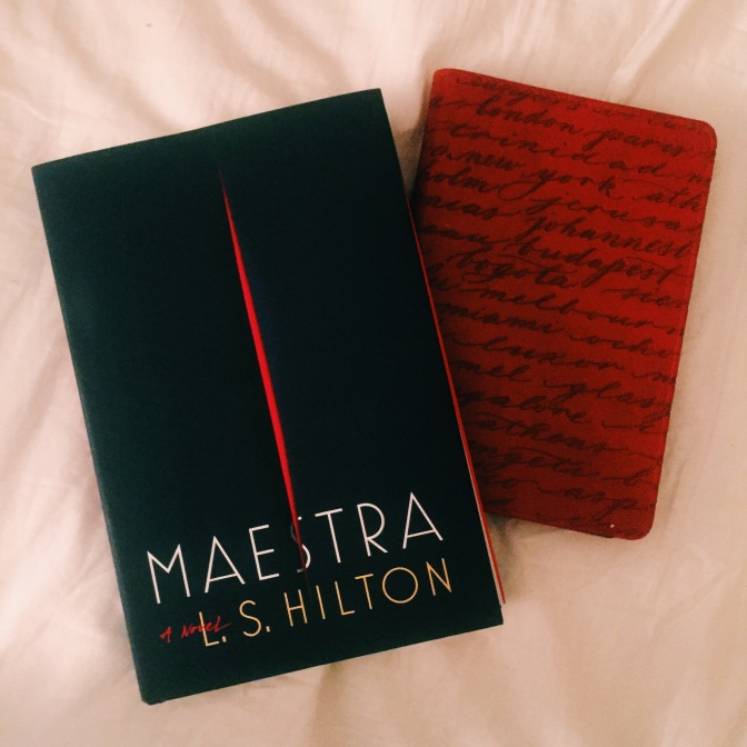 REVIEW: Maestra by LS Hilton (Maestra Trilogy #1)