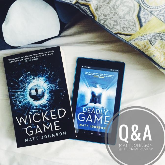 Q&A: Matt Johnson about DEADLY GAME