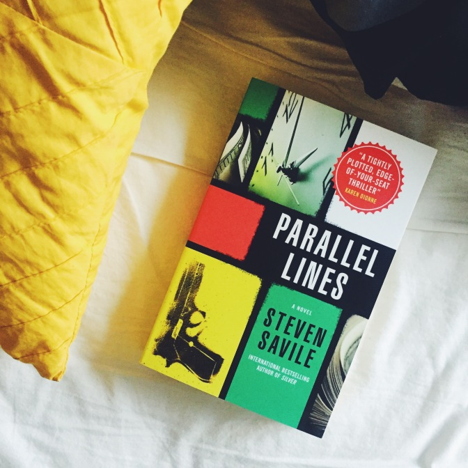 REVIEW: Parallel Lines by Steven Savile