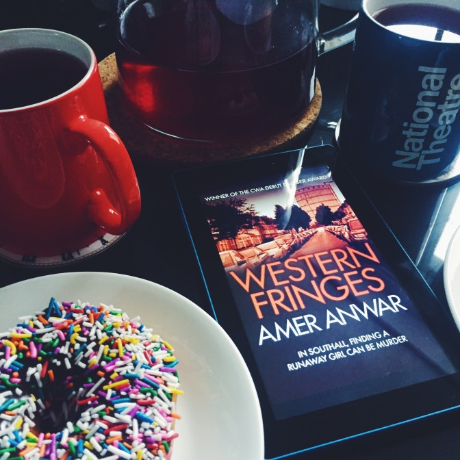 REVIEW: Western Fringes by Amer Anwar