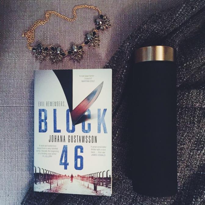 REVIEW: Block 46 by Johana Gustawsson (Roy & Castells #1)