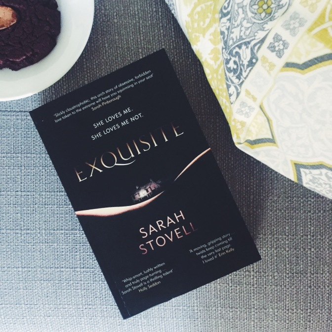 REVIEW: Exquisite by Sarah Stovell