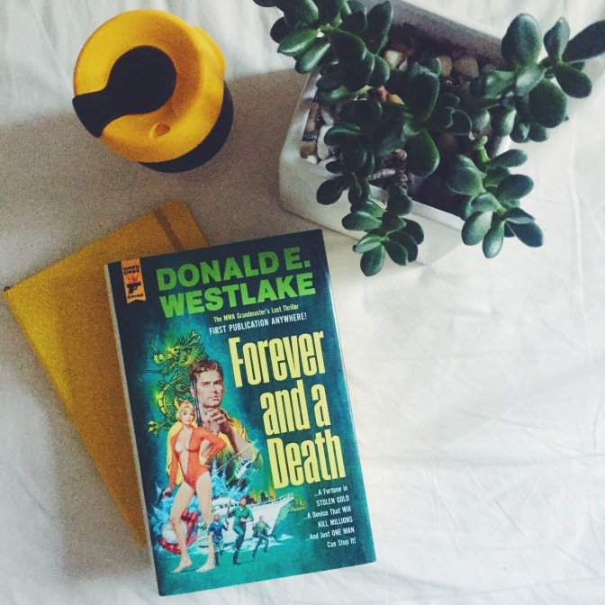 REVIEW: Forever And A Death by Donald E. Westlake