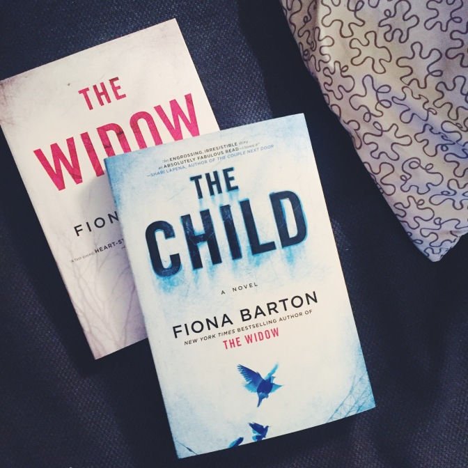 REVIEW: The Child by Fiona Barton (Kate Waters #2)