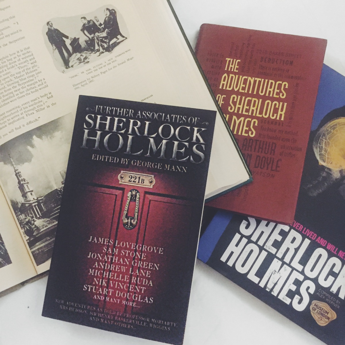 REVIEW: Further Associates of Sherlock Holmes edited by
