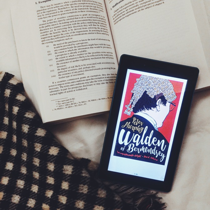 REVIEW: Walden of Bermondsey by Peter Murphy (Charlie Walden #1)