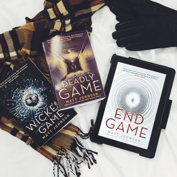 REVIEW: End Game by Matt Johnson (Robert Finlay #3)
