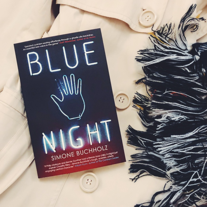 REVIEW: Blue Night by Simone Buchholz (Chastity Riley #1)