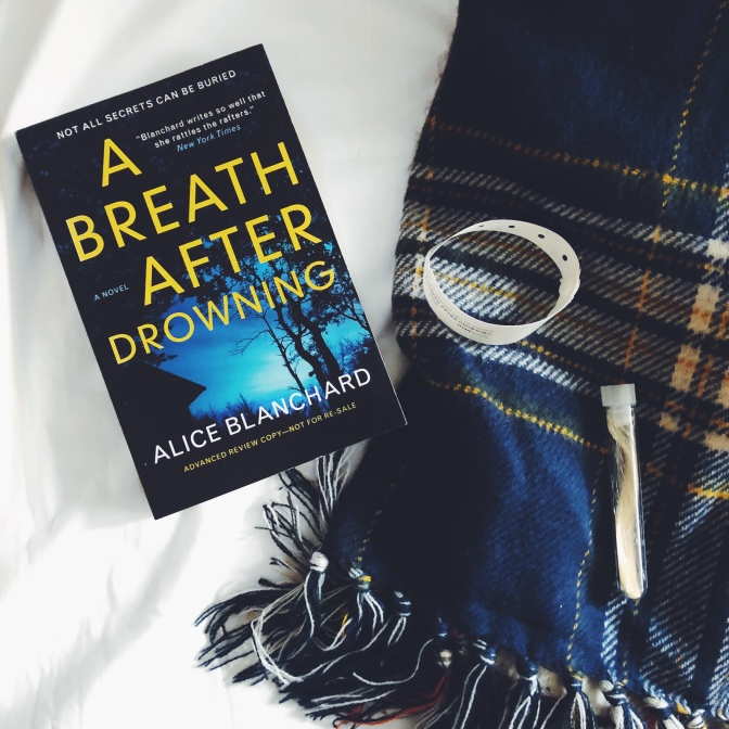 REVIEW: A Breath After Drowning by Alice Blanchard