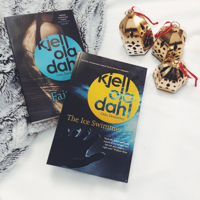 REVIEW: The Ice Swimmer by Kjell Ola Dahl (Oslo Detectives #6)