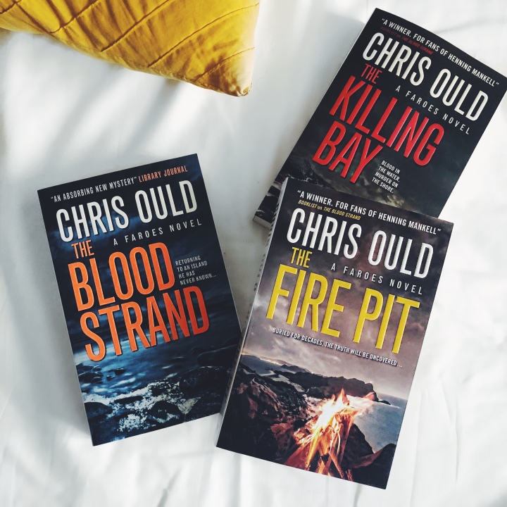 REVIEW: The Fire Pit by Chris Ould (Jan Reyna (Faroes Novels)#3)