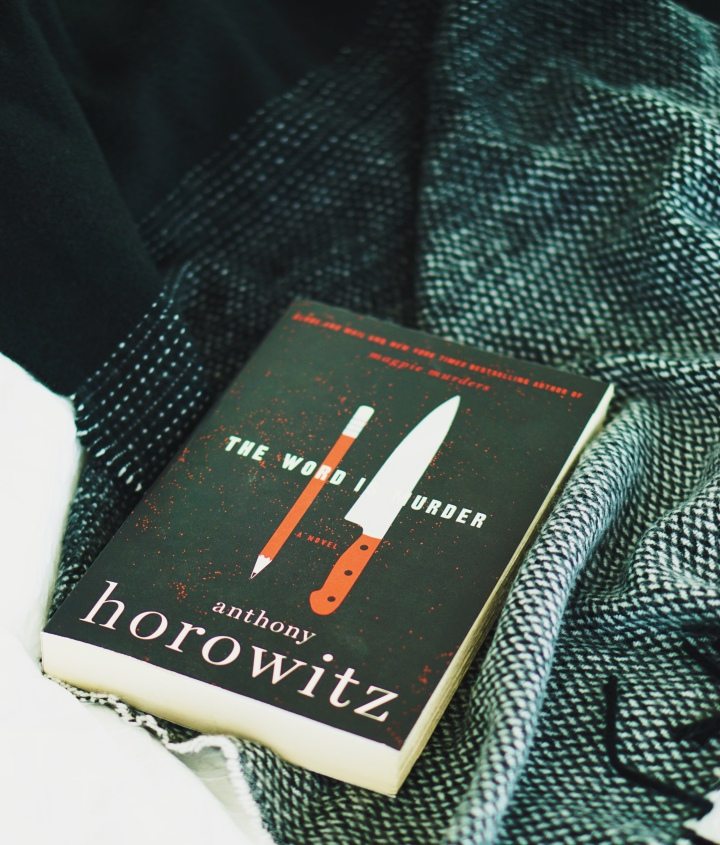 REVIEW: The Word Is Murder by Anthony Horowitz (Daniel Hawthorne#1)