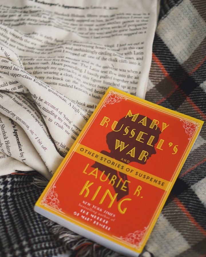 REVIEW: Mary Russell's War by Laurie R. King (Mary Russell #14.5)