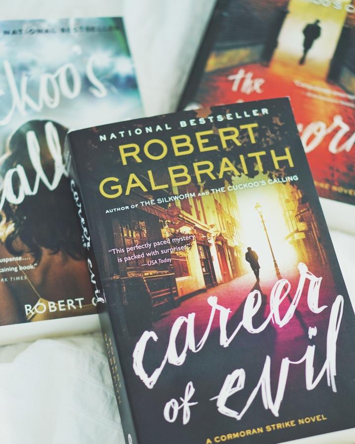 REVIEW: Career of Evil by Robert Galbraith (Cormoran Strike#3)