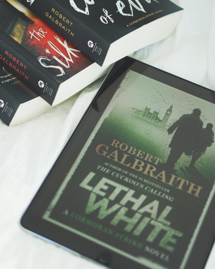 REVIEW: Lethal White by Robert Galbraith (Cormoran Strike#4)