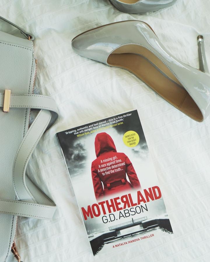 REVIEW: Motherland by GD Abson (Natalya Ivanova#1)