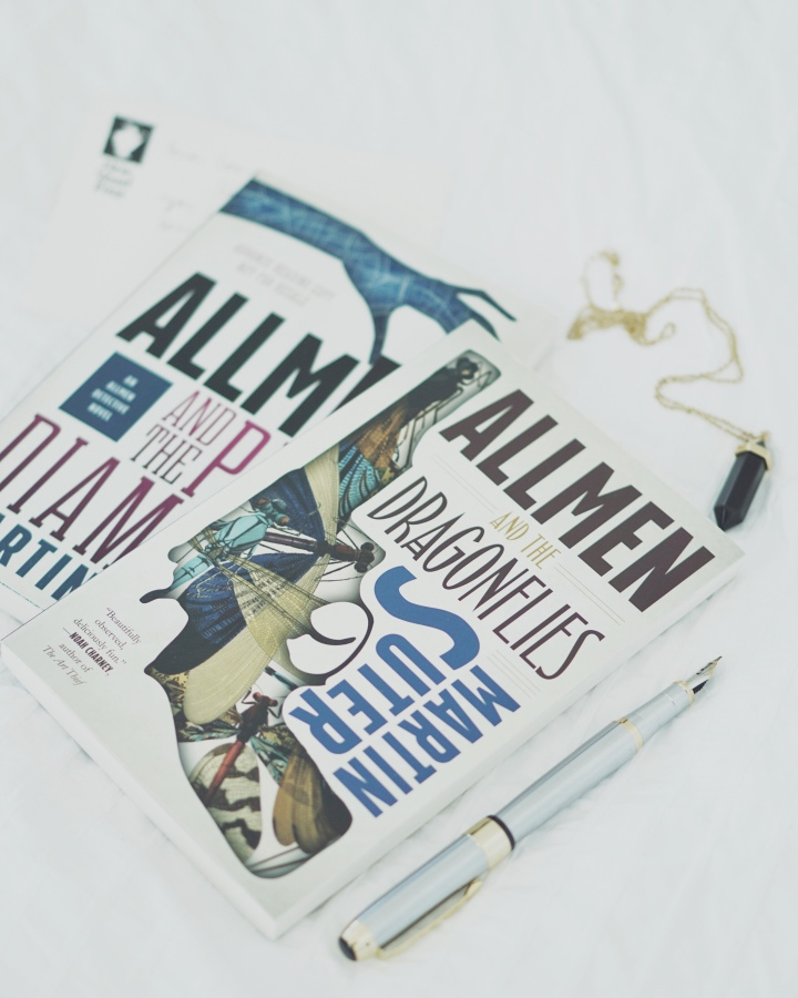 REVIEW: Allmen and the Dragonflies by Martin Suter (Allmen Detective#1)