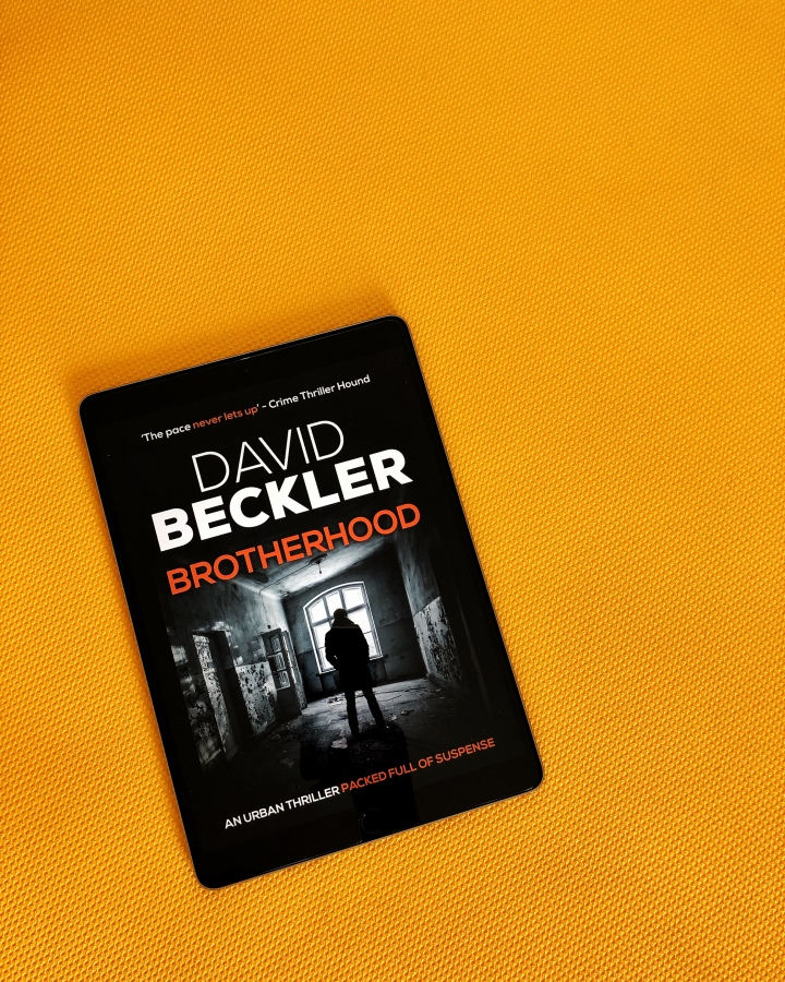 REVIEW: Brotherhood by David Beckler (Mason & Stirling#1)