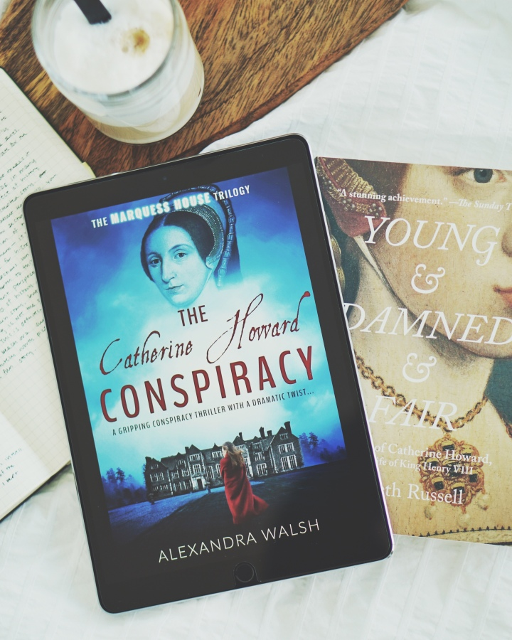 REVIEW: The Catherine Howard Conspiracy by Alexandra Walsh (Marquess House #1)