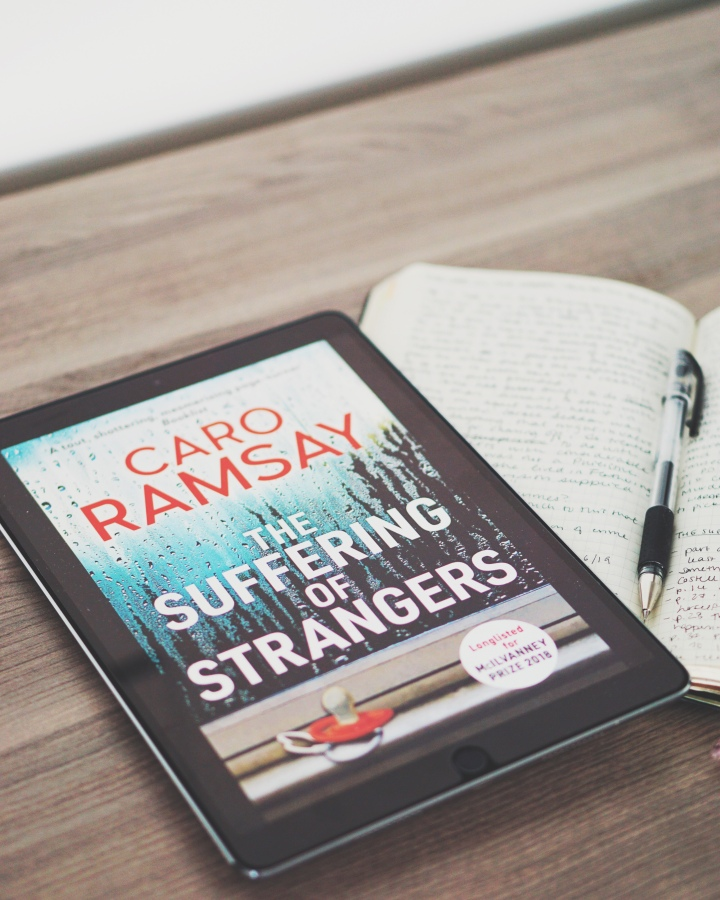 REVIEW: The Suffering of Strangers by Caro Ramsay (Anderson & Costello #9)