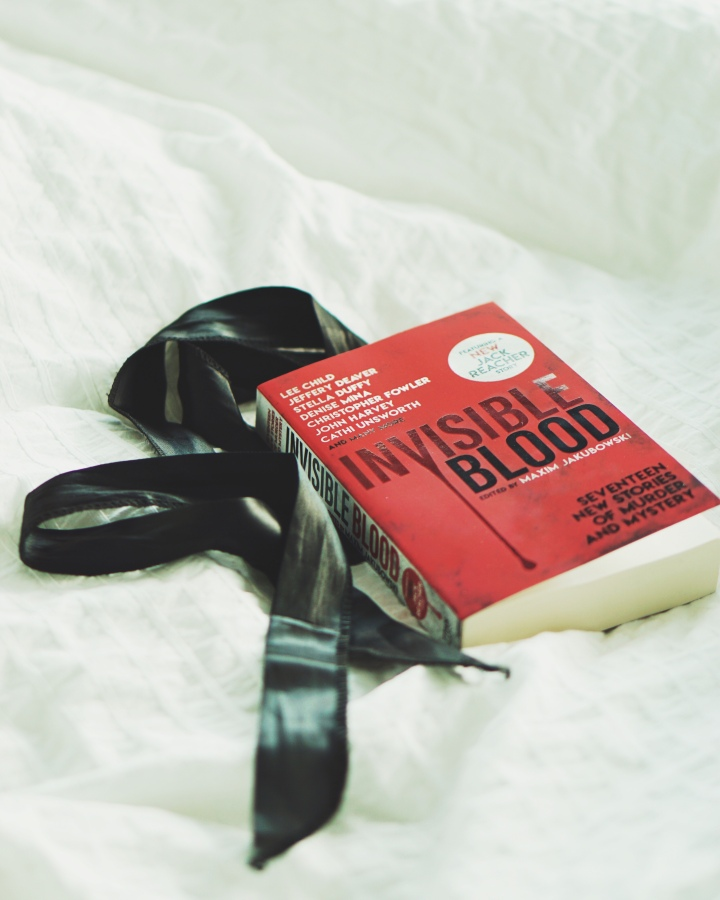 REVIEW: Invisible Blood edited by MaximJakubowski