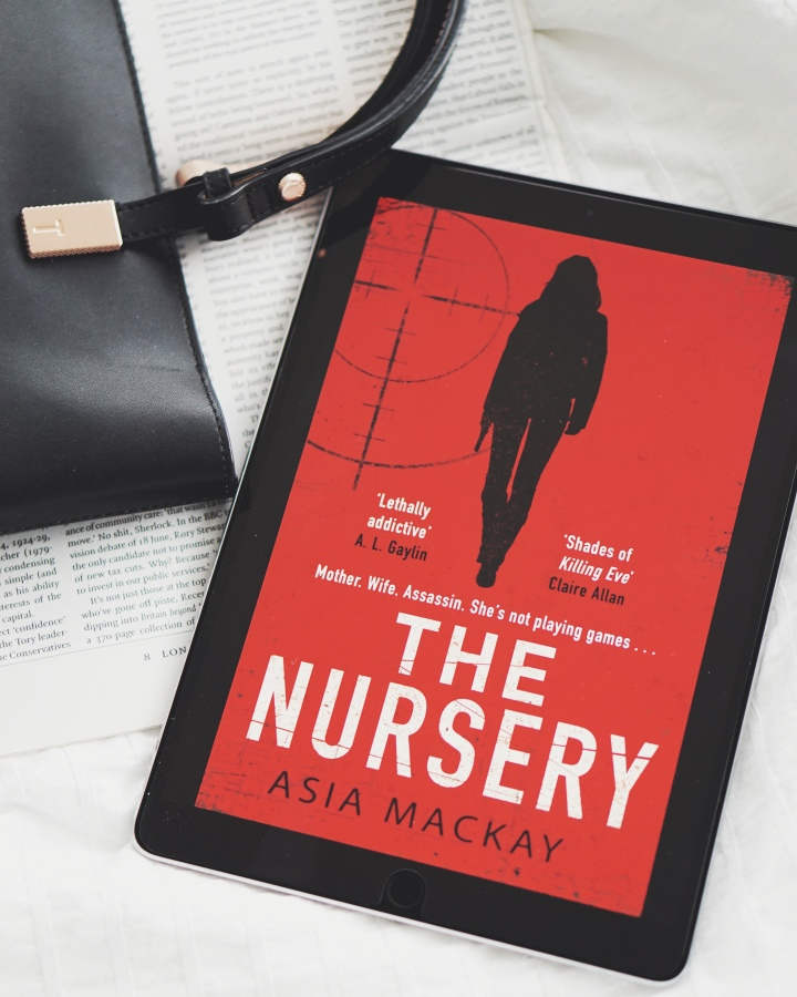 REVIEW: The Nursery by Asia Mackay (Lex Tyler#2)