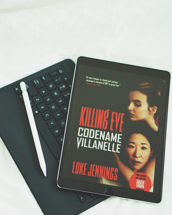 REVIEW: Killing Eve: Codename Villanelle by Luke Jennings (Killing Eve#1)