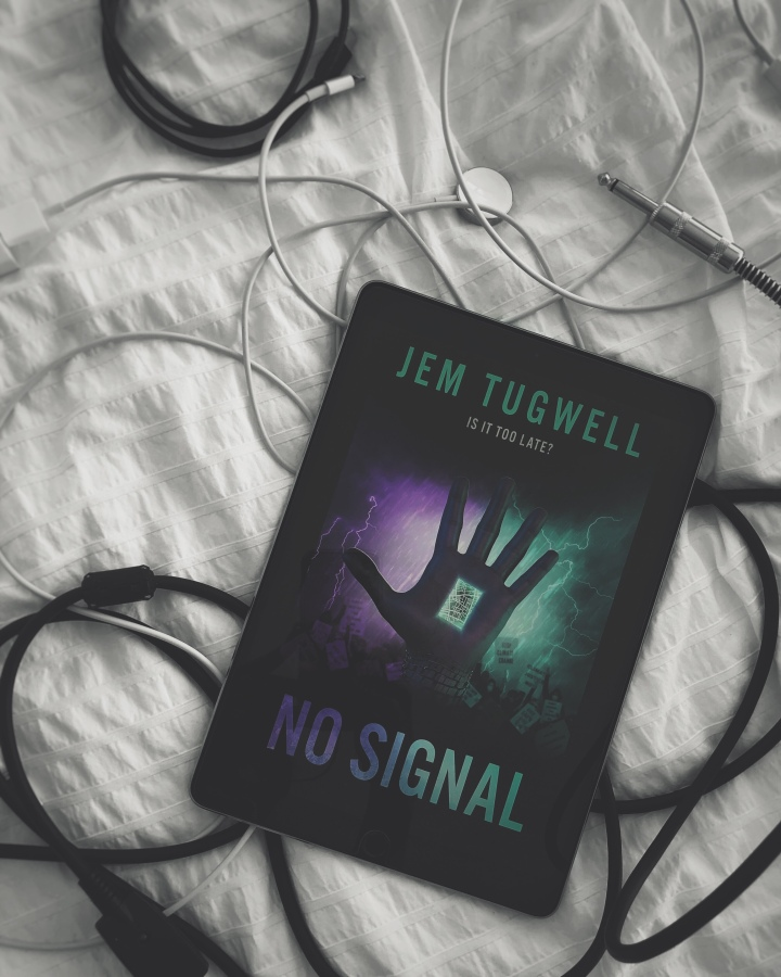 REVIEW: No Signal by Jem Tugwell (iMe#2)